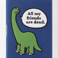 All My Friends Are Dead Journal By Avery Monsen & Jory John