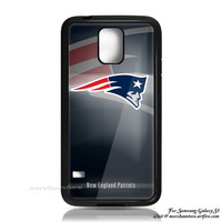 New England Patriots NFL Team Logo Samsung Galaxy S5 Case
