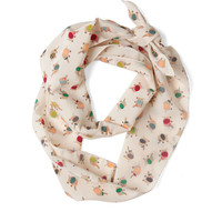 Keep on Trunkin' Scarf | Mod Retro Vintage Scarves | ModCloth.com