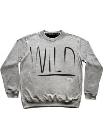 Wild Sweatshirt - TOPS - WOMEN Online store&gt; Shop the collection