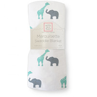 Safari Fun Marquisette Blanket
