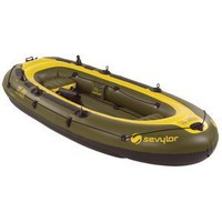Sevylor Fish Hunter Inflatable 6-Person Boat: Amazon.com: Sports & Outdoors