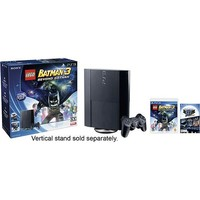 Sony - PlayStation 3 500GB LEGO Batman 3: Beyond Gotham & The Sly Collection Bundle