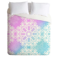 Lisa Argyropoulos Winter Land Duvet Cover - Luxe Duvet Cover /