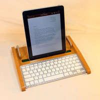 IPad Workstation - Keyboard - Table.. on Luulla