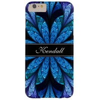 Dark Blue iPhone 6 Plus Case