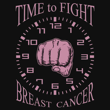 Time to Fight Breast Cancer