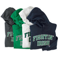 Notre Dame Fighting Irish VP Fightin' Irish Hooded Sweatshirt