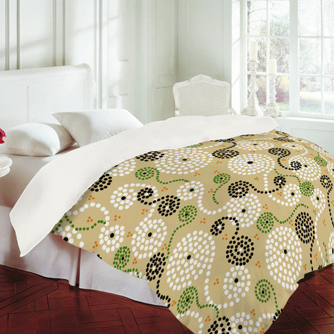 DENY Designs Home Accessories | Lisa Argyropoulos Spiralocity Duvet Cover