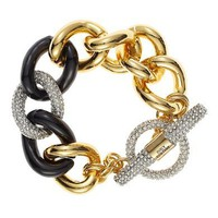 Juicy Couture | Chunky Link Pave Bracelet