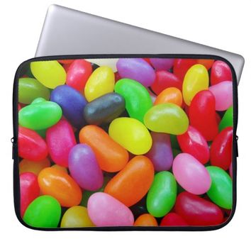 Jellybeans Laptop Sleeve