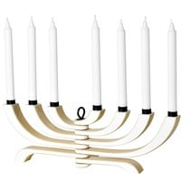 Nordic Light Candelabra in White by Design House Stockholm