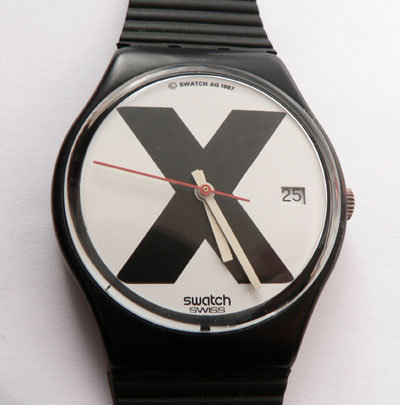 Swatch X-Rated