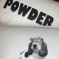 Snow Angel :: Apres :: Essentials :: Powder Hound pillowcases