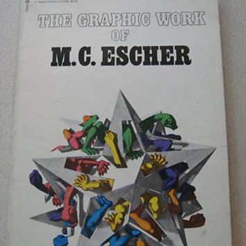 The Graphic Work of M C ESCHER Softcover 1973 7th Printing