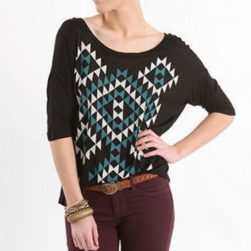 Native Tribal Top