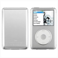 CommonByte Clear Hard Case Cover For Ipod Classic 80GB/120GB/160GB
