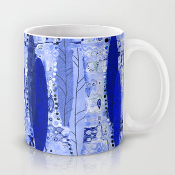 Winter Gustav Mug by Nina May Designs