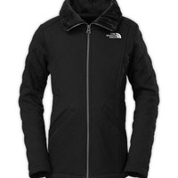 The North Face Girls' Jackets & Vests FLEECE GIRLS' CAROLEENA JACKET