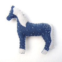 Constellation star pony magnet, made to order