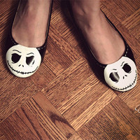 Halloween Skeleton Flats