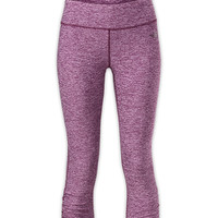 The North Face Women's Pants & Shorts Yoga Pants WOMEN'S MOTIVATION CROP LEGGINGS