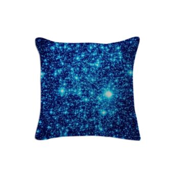 Blue Astral Glitter created by 2sweet4wordsDesigns | Print All Over Me