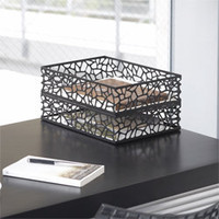 Nest Paper Tray-Black - See Jane Work