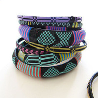 Deep Dark Africa ? BRIGHT BANGLES