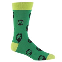 Men's Beard Socks - Crew Socks by Sock it To Me