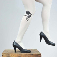 Luna &amp; Curious ? Bonny Tights (Gun)