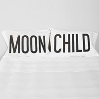 Moon Child Pillow Case Set