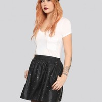 Detention Mini Skirt