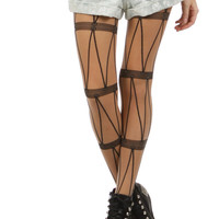 Caged Tights