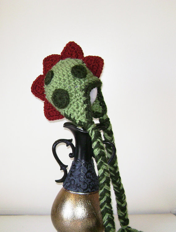 Crochet Dinosaur baby hat - Baby boy hat from ...