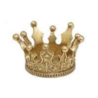 Crown Jewels Ring Holder