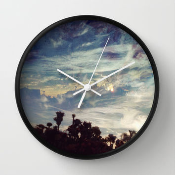 Constructing Tomorrow Wall Clock by Ben Geiger
