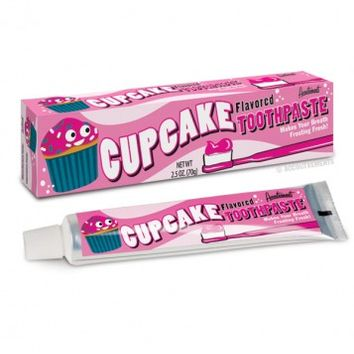TOOTHPASTE | Cupcake