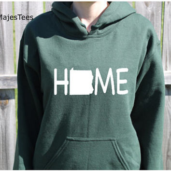 Pennsylvania Home Hoodie, Pennsylvania Sweatshirt, State, Home,