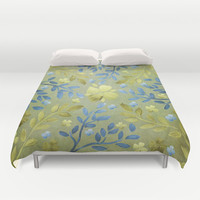 Olivia Duvet Cover by Lisa Argyropoulos