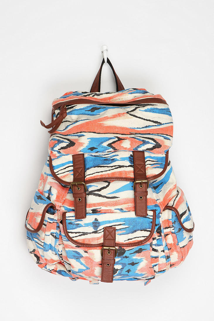 Ecote Around the World Backpack