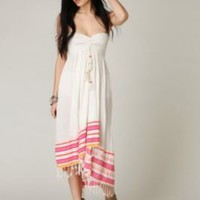 FP ONE Wavebreak Smocked Tube Dress at Free People Clothing Boutique