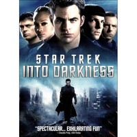 Star Trek Into Darkness (DVD) 2013