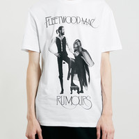 FLEETWOOD MAC T-SHIRT - TOPMAN USA