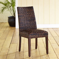 Malia Woven Chair | Dining Chairs and Benches | World Market