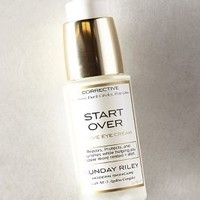 Sunday Riley Start Over Active Eye Cream White One Size Fragrance