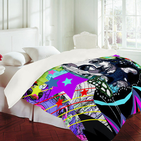 DENY Designs Home Accessories | Randi Antonsen Star Duvet Cover