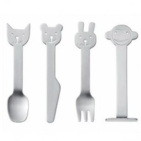 Animal Friends children´s cutlery set