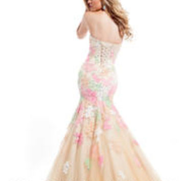Rachel Allan Prom 6813 Rachel ALLAN Prom Prom Dresses, Evening Dresses and Homecoming Dresses | McHenry | Crystal Lake IL