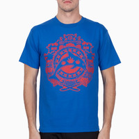 Odd Future Royal Blue Year of The Dolphin T-Shirt | HYPEBEAST Store. Shop Online for Men's Fashion, Streetwear, Sneakers, Accessories